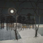 Ken Cosgrove, Moonlit Vines