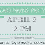 Spring Card-Making Party