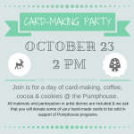Card-Making Party 2016