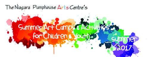 Summer Art Camp Half Day