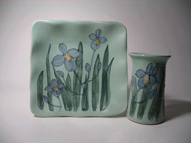 """Lakeside Pottery""  by Ron & Barb Zimmerman"