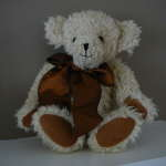 Teddy by Barbara Moffat