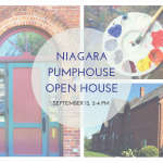 Pumphouse Open House