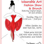 Wearable Art Fashion Show & Brunch