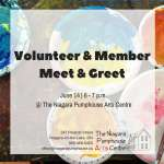 Volunteer & Member Meet & Greet