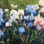 Julie Ponesse, Something About Irises