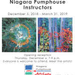 Pumphouse Instructors' Exhibition