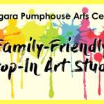 Family-Friendly Drop-In Art Studio (Family Day Wknd)