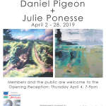 Common Ground: Daniel Pigeon & Julie Ponesse
