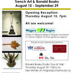 Looking Back - Forging Forward: Trench Art & Ronald Boaks