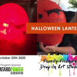 Family Friendly Online Studio-October 25th, 2020