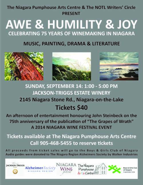 Celebrating 75 Years of Wine Making in Niagara