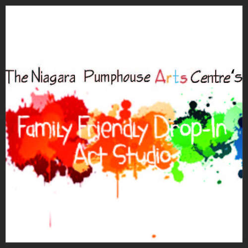 DF3D: Family Friendly Drop-In Art Studio