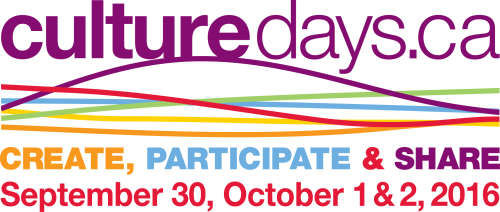 Celebrate Culture Days @ Niagara Pumphouse