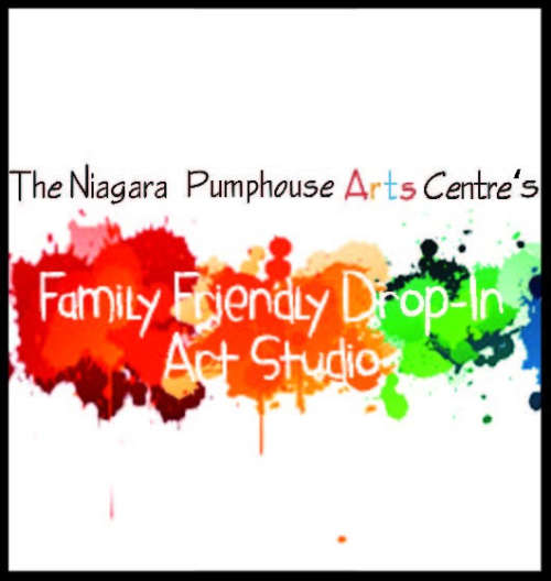DW3 Family Friendly Drop-In Art Studio
