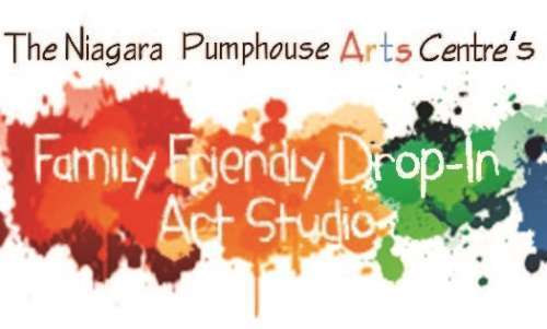 Family Day Weekend Drop-In Art Studio