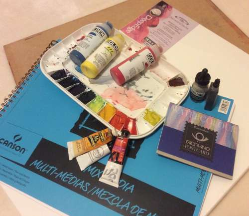 AW19-7 - Painting for Beginners & Absolute Beginners