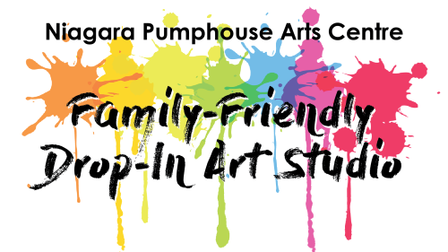 July Family Friendly Drop-In Art Studio
