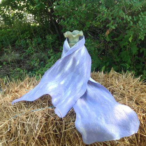 Felting: Shawl