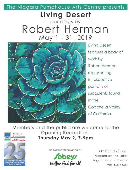 Living Desert: Robert Herman