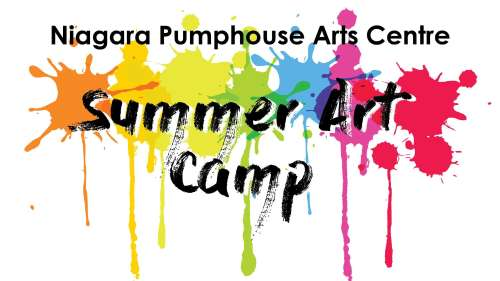 July 15-19 Morning Art Camp 2019