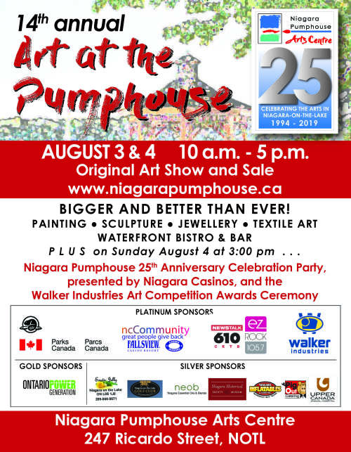Art at the Pumphouse 2019