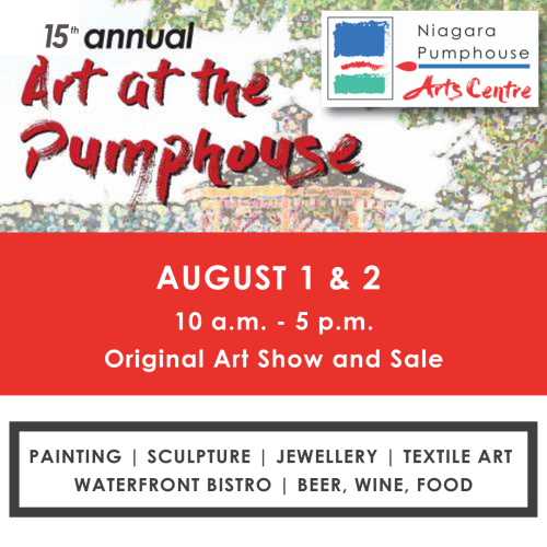Art at the Pumphouse 2020