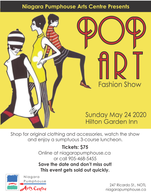 Pop Art Fashion Show