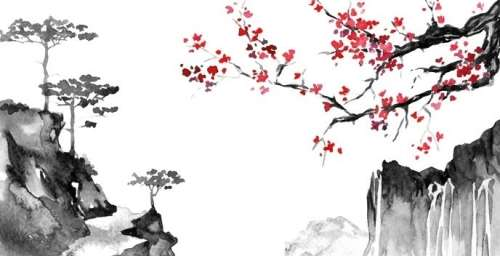Sumi- E: The Art Of Japanese Ink Painting